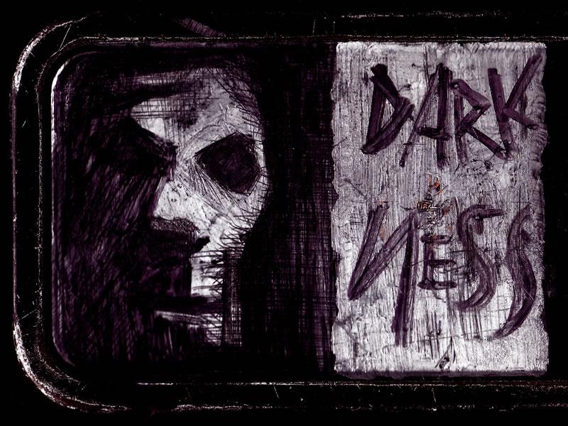 ▲ DARKNESS [2000].
