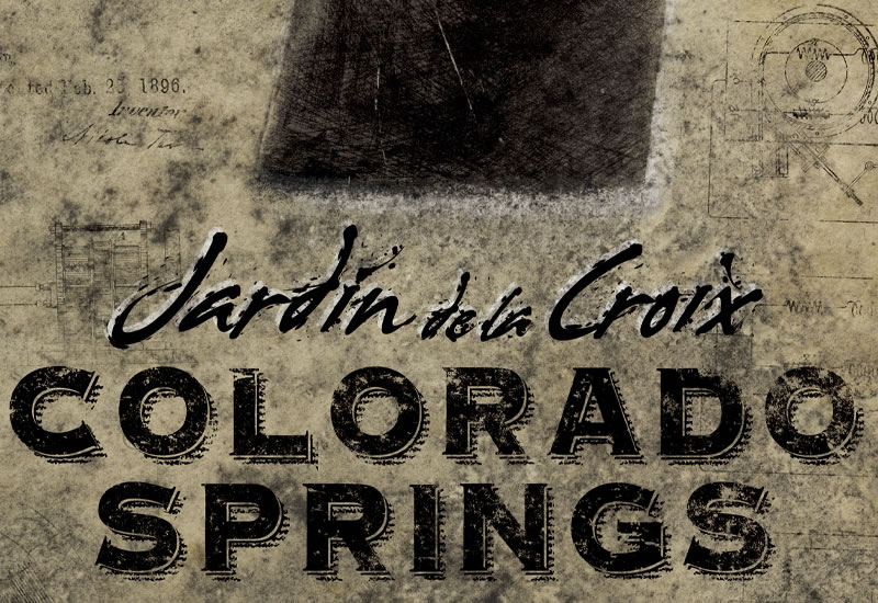 ▲ COLORADO SPRINGS.