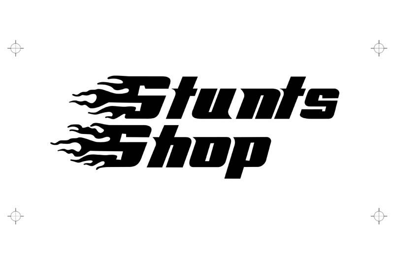 ▲ STUNTS.