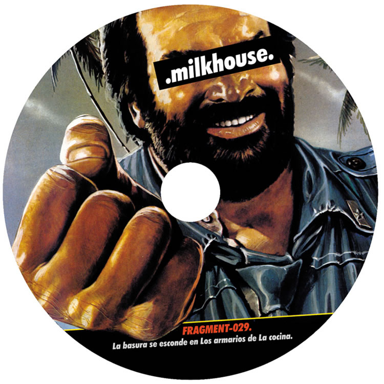 ▲ MILKHOUSE CD. GALLETA.
