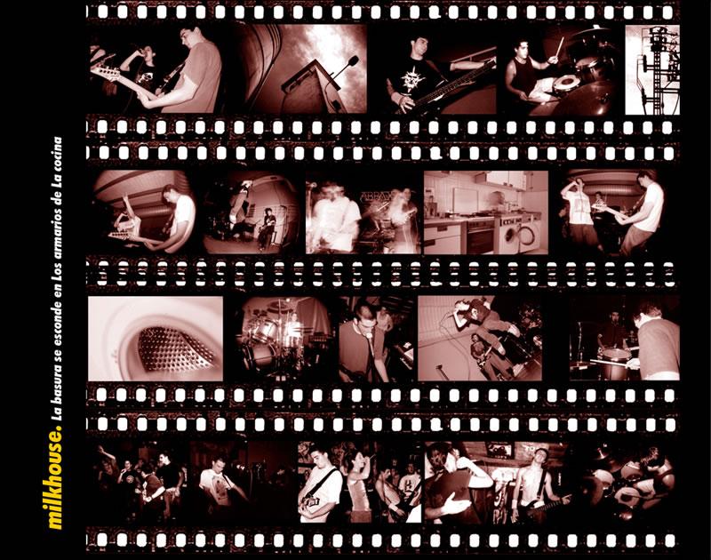 ▲ MILKHOUSE CD. BANDEJA.