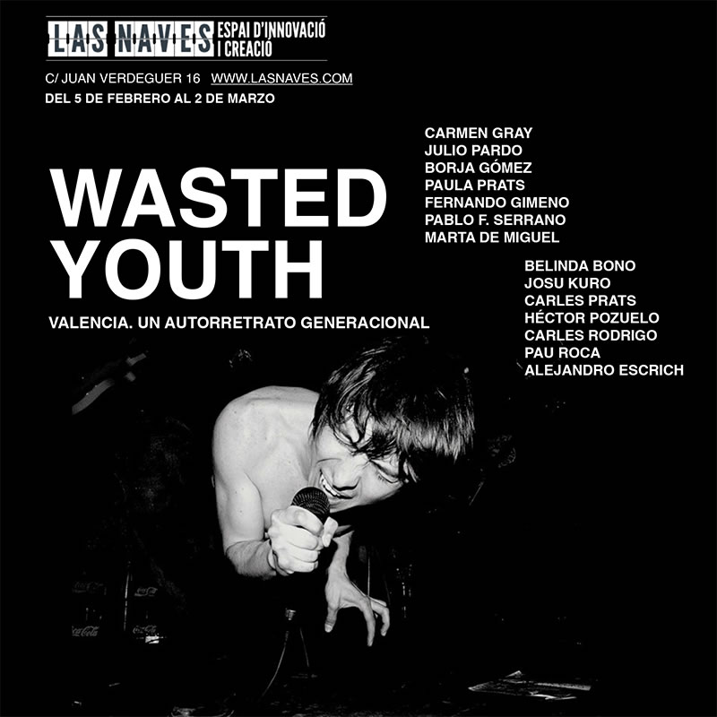 ▲WASTED YOUTH [2015]
