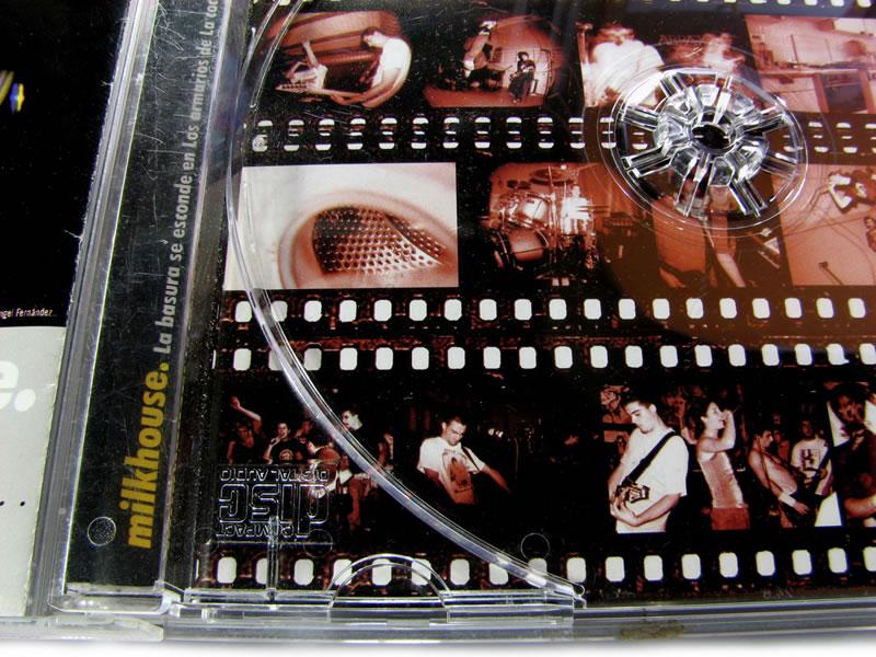 ▲ MILKHOUSE CD. DETALLE.