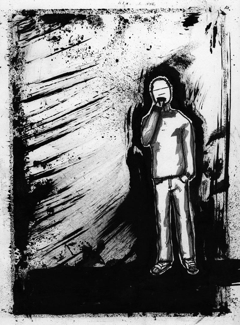 ▲ NERVOUS [2007].